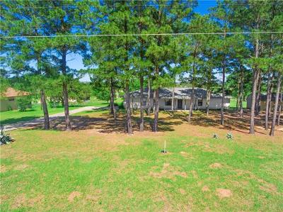 Bastrop Single Family Home For Sale: 575 McAllister Rd