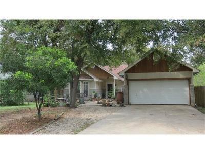 Cedar Creek Single Family Home For Sale: 104 N Mockingbird Cir
