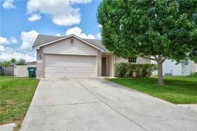 Kyle Single Family Home For Sale: 292 Indian Paintbrush Dr
