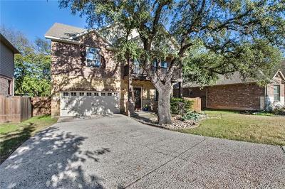 Austin Single Family Home For Sale: 2116 Turtle Mountain Bnd