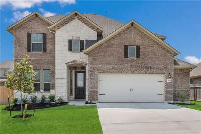 Pflugerville Single Family Home For Sale: 3713 Winter Wren Way