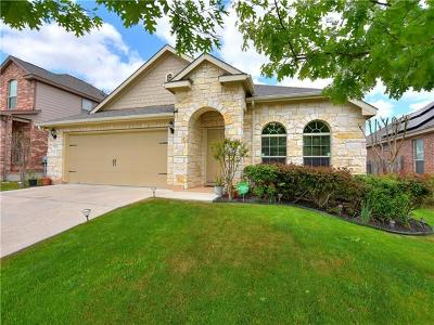 Pflugerville Single Family Home Pending - Taking Backups: 3012 Dusty Chisolm Trl