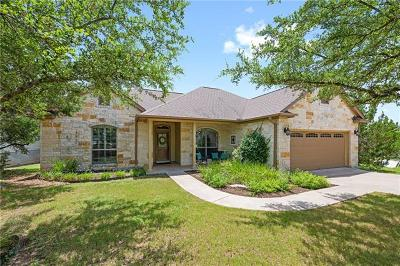 Dripping Springs Single Family Home Pending - Taking Backups: 9920 Little Creek Cir