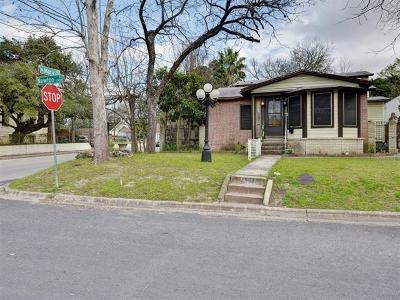 Travis County Single Family Home For Sale: 1901 Newton St