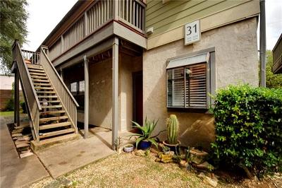 Austin Condo/Townhouse For Sale: 2215 Post Rd #1076