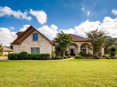 Austin Single Family Home For Sale: 200 Colonial Affair