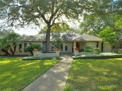 Hays County, Travis County, Williamson County Single Family Home Pending - Taking Backups: 1321 Wilderness Dr
