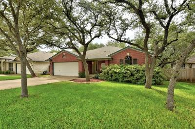 Cedar Park Single Family Home Pending - Taking Backups: 1402 Royce Ln