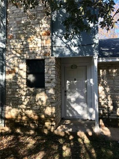 Austin Rental For Rent: 7808 Topawa Cv #B