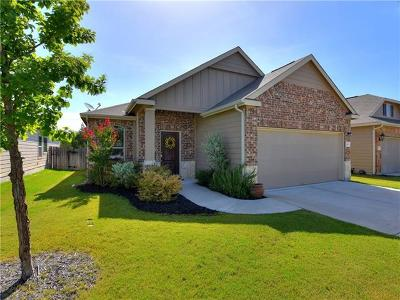 Leander Single Family Home For Sale: 268 Chickadee Ln