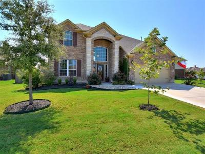 Pflugerville Single Family Home For Sale: 3200 Evening Breeze Way
