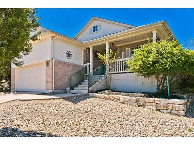 Lago Vista Single Family Home For Sale: 3611 High Mountain Dr