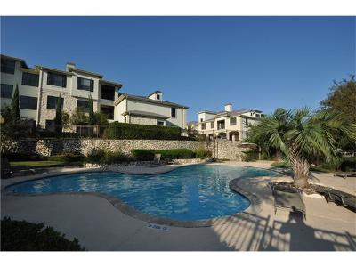 Travis County Condo/Townhouse For Sale: 7701 Rialto Blvd #1223