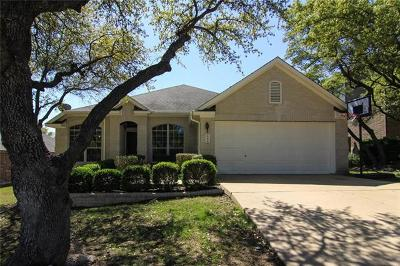 Lakeline Ranch Single Family Home Pending - Taking Backups: 2409 Grapevine Canyon Trl