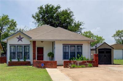 Single Family Home For Sale: 644 Aspen Ln