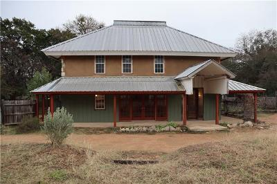 Wimberley Single Family Home Pending - Taking Backups: 182 Cedar Holw