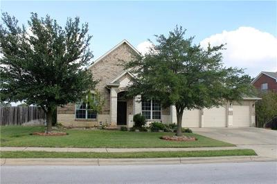 Round Rock Single Family Home Pending - Taking Backups: 3001 Covington Pl