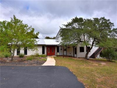 Wimberley Single Family Home Pending - Taking Backups: 191 Brunson Ln