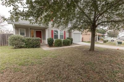 Manor Single Family Home For Sale: 12108 Briarcreek Loop