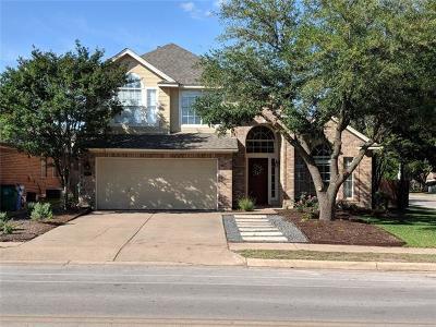 Travis County Single Family Home Pending - Taking Backups: 3800 Mocha Trl