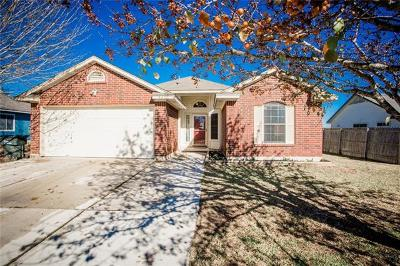 Kyle Single Family Home For Sale: 561 Keystone Loop