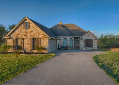 Burnet County Single Family Home For Sale: 675 Whitewater Dr