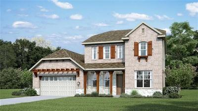 Cedar Park Single Family Home For Sale: 4112 Logan Ridge