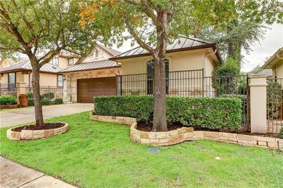 Cedar Park Single Family Home For Sale: 2907 Heathmount Dr