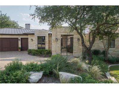 Austin Single Family Home Pending - Taking Backups: 16018 Canard Cir