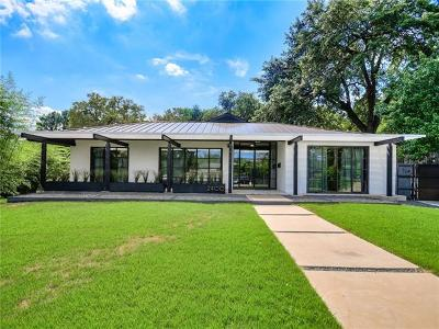 Austin Single Family Home For Sale: 2400 Pemberton Pl