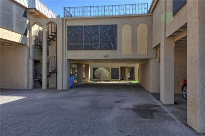 Lago Vista Condo/Townhouse Pending - Taking Backups: 5804 Circulo Dr #8H