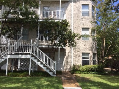 Austin Condo/Townhouse Pending - Taking Backups: 3400 Speedway #109