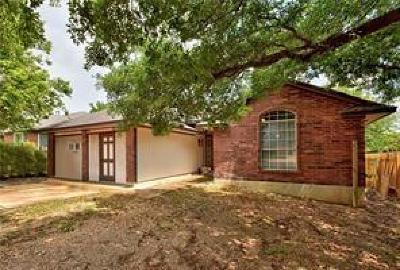 Austin Single Family Home For Sale: 5608 Teri Rd