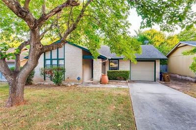 Austin TX Single Family Home For Sale: $184,900