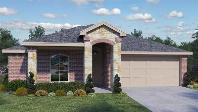 Leander Single Family Home For Sale: 205 Red Matador Ln