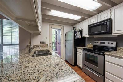 Condo/Townhouse Pending - Taking Backups: 3809 Spicewood Springs Rd #243