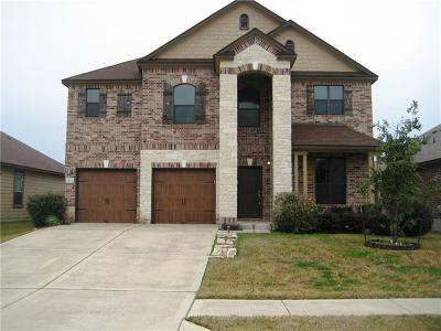 Pflugerville Single Family Home Pending - Taking Backups: 14504 Lake Victor Dr