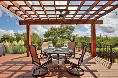 Bee Cave Single Family Home For Sale: 16104 Zagros Way