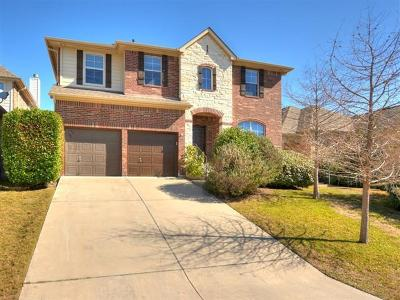 Austin Single Family Home For Sale: 12908 Appaloosa Chase Dr
