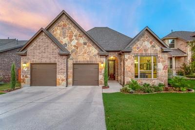 Leander Single Family Home For Sale: 3024 Lyme Ridge Dr