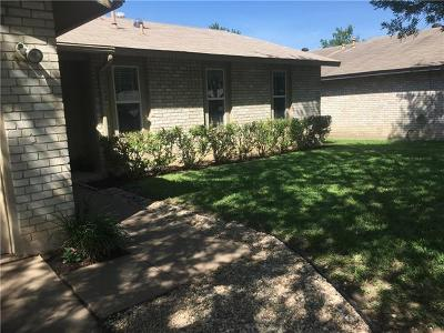 Single Family Home Pending - Taking Backups: 1757 Cricket Hollow Dr