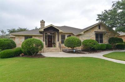 Round Rock Single Family Home Pending - Taking Backups: 904 Forest Canyon Dr