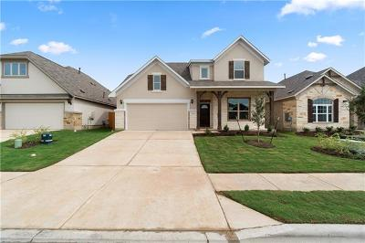 Pflugerville Single Family Home For Sale: 17129 Casanova Ave