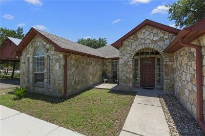 Wimberley Single Family Home For Sale: 3 Palos Verdes Dr