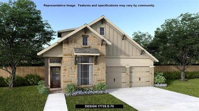 Leander Single Family Home For Sale: 1240 Low Branch Ln