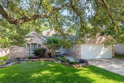 Cedar Park Single Family Home For Sale: 1502 Colby Ln