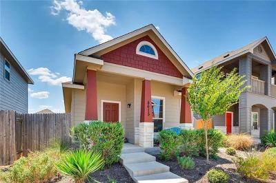 Austin Single Family Home For Sale: 4615 Inicio Ln #384