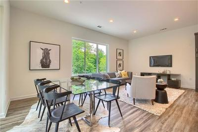 Travis County Condo/Townhouse For Sale: 2804 S 1 St #2102