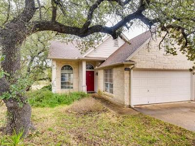 Dripping Springs Single Family Home For Sale: 10201 Sandy Beach Rd