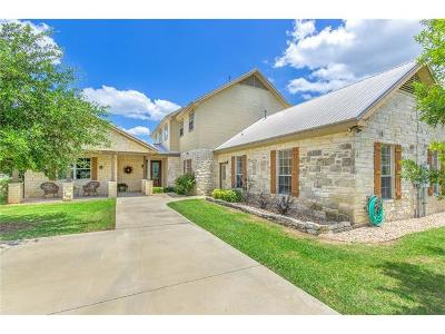 Hutto Single Family Home For Sale: 150 Mustang Dr